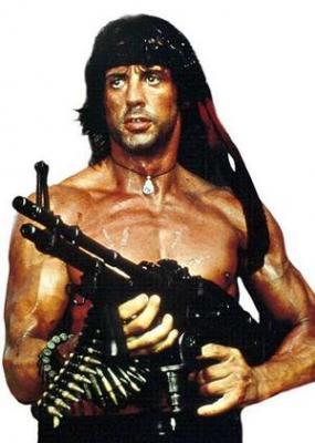 ¿Qué hace John Rambo en nuestro blog?